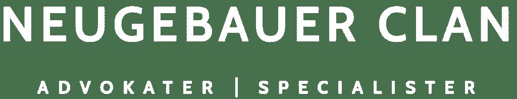 Neugebauer Clan logo hvid